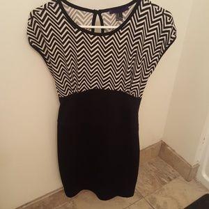 Forever 21 short fitted dress